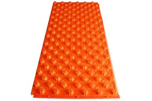 Мат для теплого пола с бобышками Water Floor 50 ламинированный